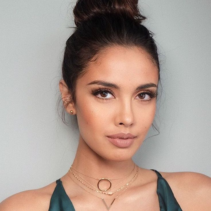 LOTD: Megan Young Teaches Us How to Do a Cat Eye Without Eyeliner | Preview.ph