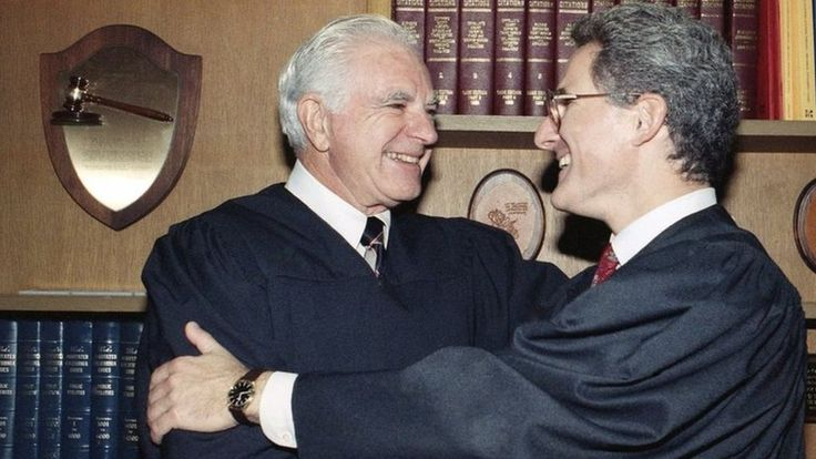 He gained an audience of millions as host of The People's Court in the 1980s and early 1990s.