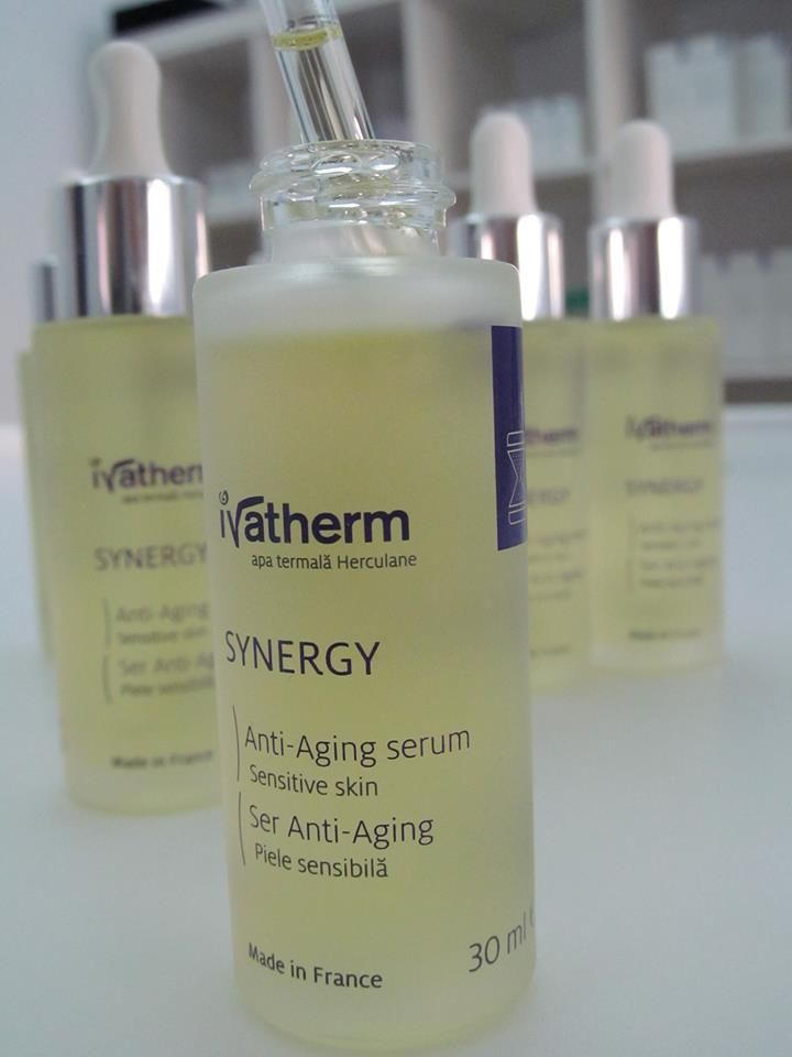 SYNERGY Anti-ageing serum
