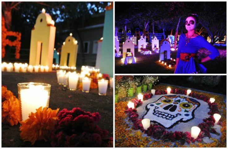 ¿Qué tan vivo esta tu espíritu para nuestro próximo evento del Día de muertos?