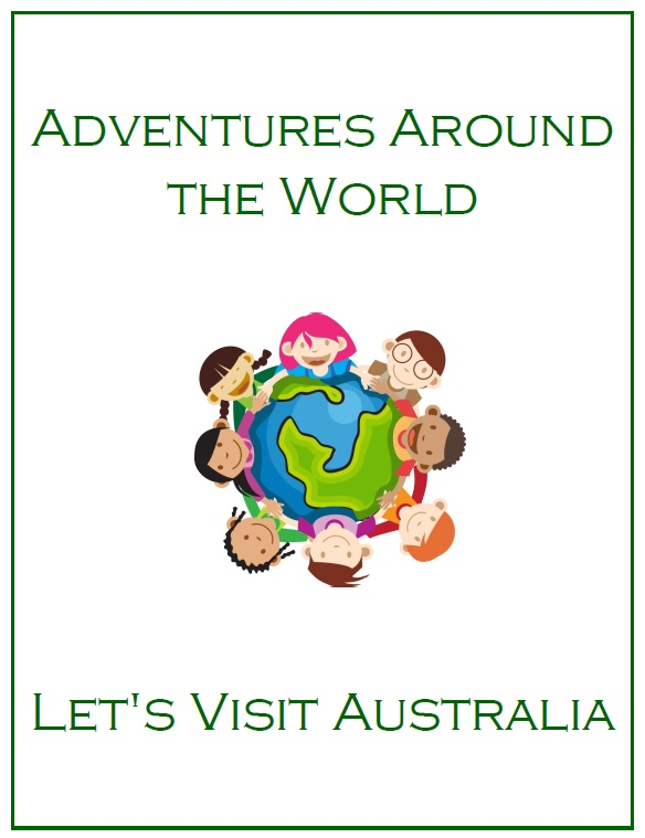 A fun unit - Let's Visit Australia. A travel unit added to 1 - 2 - 3 Learn Curriculum. This unit is great for Preschool and kindergarten.  Some items included in this file:  The Australian Flag printout. Information on the Australian flag.  Australian Flag worksheet  Australian Flag Quiz  Australia Information: Location, Language, Population, Climate  Map of Australia worksheet  What are the Main Staples of Australia?  Fun facts and more  Thank you for viewing!  Jean  1 - 2 - 3 Learn…
