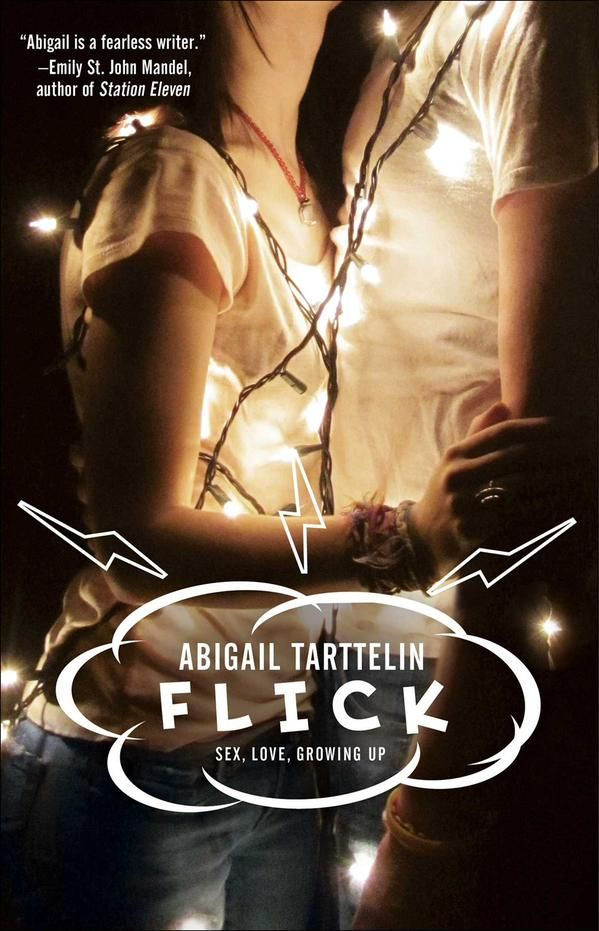 Flick - Abigail Tarttelin, https://www.goodreads.com/book/show/22609392-flick