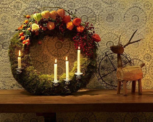 Oh, du schöner Advent! Vier Wochen lang freuen wir uns jetzt auf Weihnachten und bereiten alles für den Heiligen Abend vor. Klar, dass wir