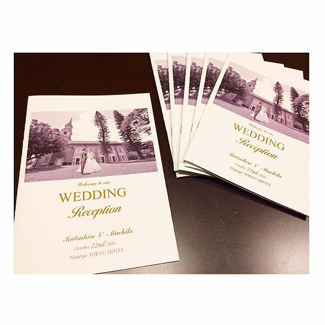 席次表、メニュー表、ハワイ挙式の写真など、テーブルをスッキリさせる為、プロフィールブックで1冊にまとめました♡ 徹夜状態で手作り(•̀ᴗ•́)و ̑̑♡ #披露宴#wedding#weddingreception #reception#結婚#結婚式#結婚準備#手作り#手作りプロフィールブック#席次表#メニュー表#welcomespace#披露宴受付#受付#写真#profilebook#プロフィールブック#ハワイ#ハワイ挙式#Hawaii#Hawaiiwedding#リゾートウェディング#大人婚#帰国後パーティー#love