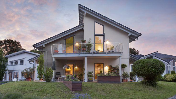 Versetztes Pultdach - neuer Trend unter den Dachlandschaften