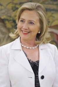 """HILLARY because . . . . She would NEVER have allowed social safety nets to be """"on the table."""" ~ Still4Hill"""