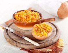 Kürbis-Chutney mit Curry und Ingwer Rezept