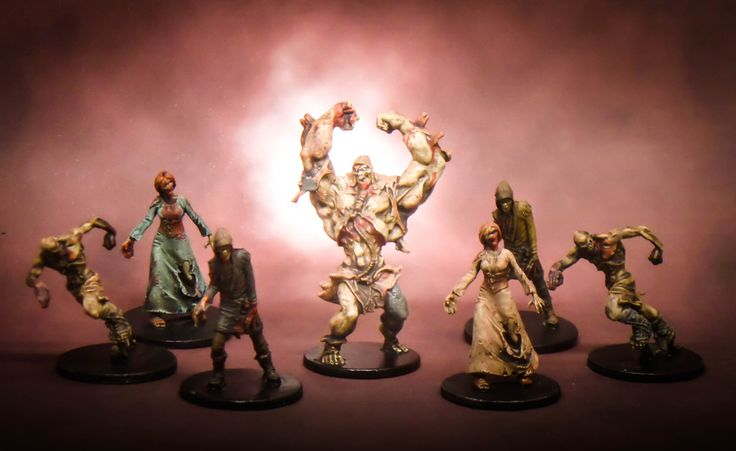Zombicide: Black Plague Abomination
