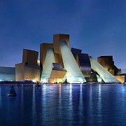 Guggenheim Saadiyat Island, Abu Dhabi, UAE  under construction.   Estimated completion 2017