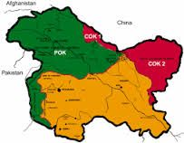Image result for kashmir map