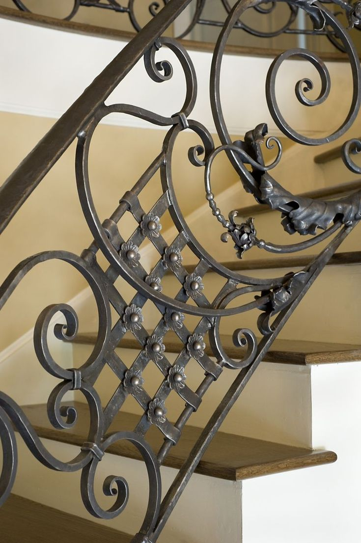 Best Custom Made Italianate Railing Wrought Iron Handrail Iron Handrails Wrought Iron Stairs 400 x 300