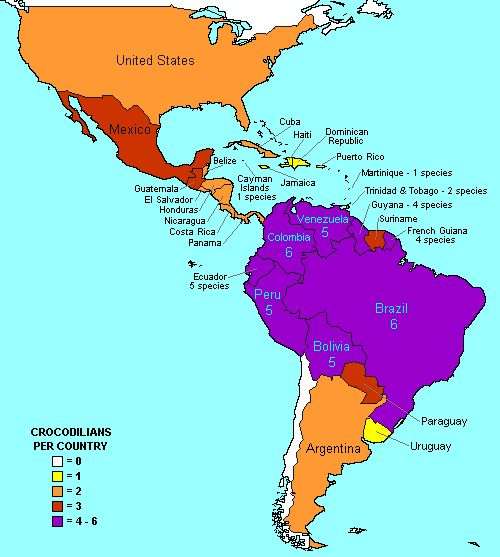 Under Mexico Is A Series Of Small Countries That Also Have Spanish Influences These Countries
