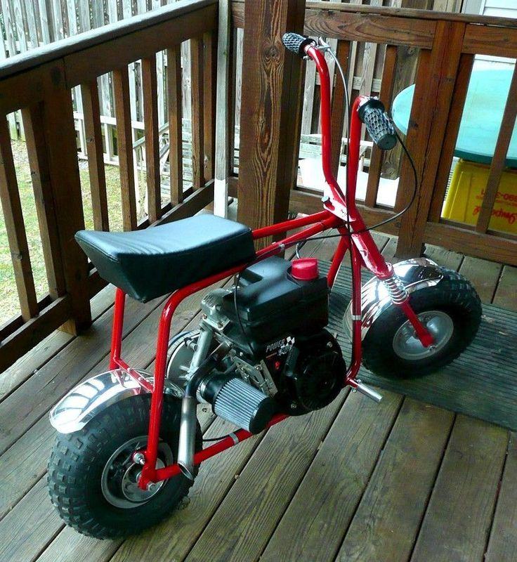 1000 ideas about mini bike on pinterest minibike honda. Black Bedroom Furniture Sets. Home Design Ideas