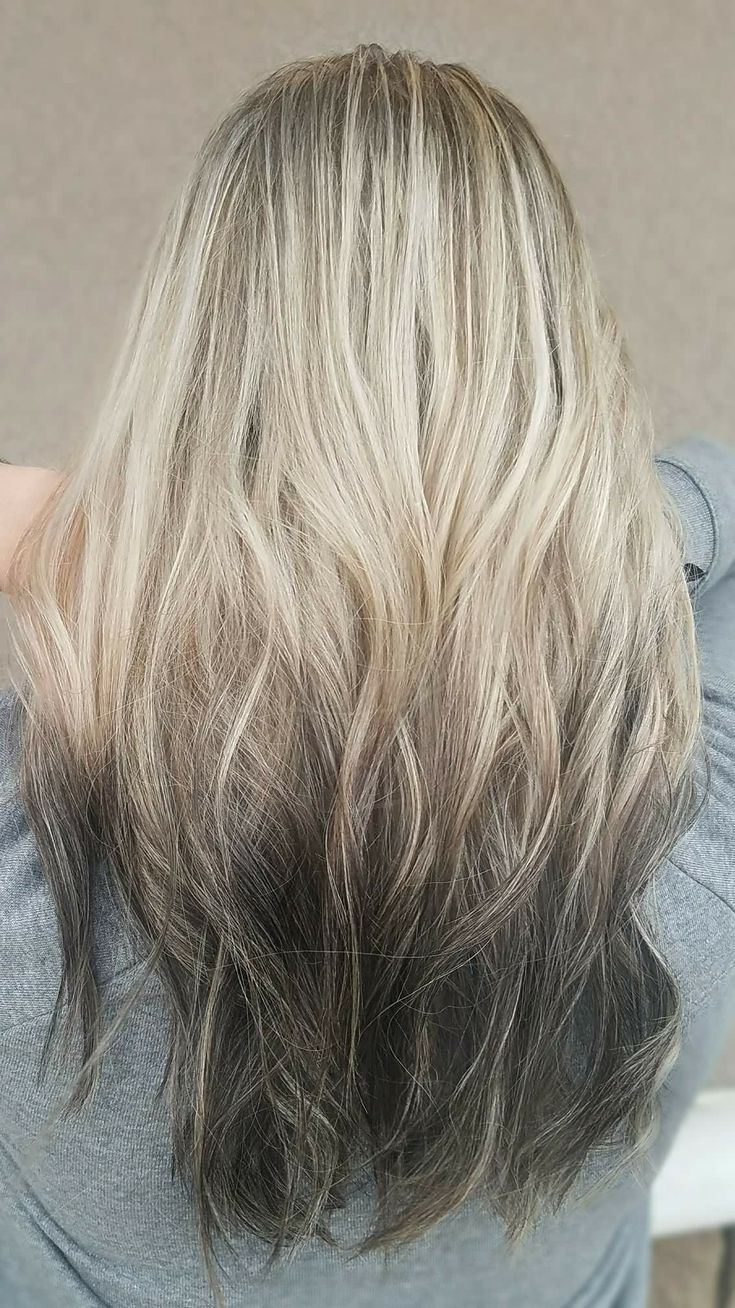 Best 25 Reverse Ombre Ideas On Pinterest Reverse Ombre
