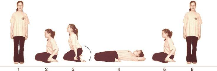 16. Mandi Uruthi Asanam (Kneeling Pose of Firmness)