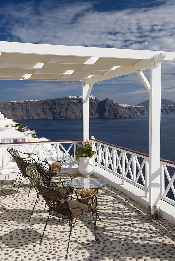 Santorini Patio Furniture
