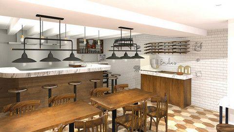 Emilia's pasta restaurant to open at St Katharine Docks