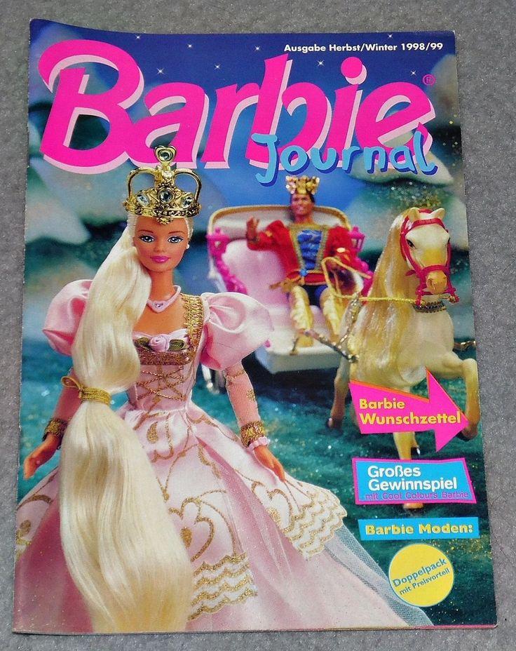 barbie zeitschrift