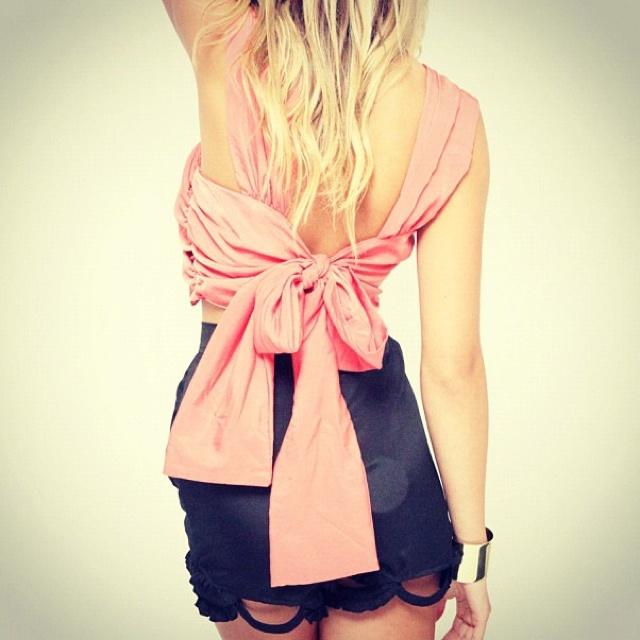 This is so cute!Bows Ties, Style, Pink Bows, Birthday Outfit, Big Bows, Bows Tops, Dreams Wardrobes, Dreams Closets, Sabo Skirts