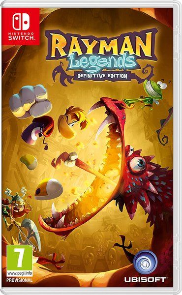 Amazon UK lists Rayman Legends Definitive Edition for Sept. 12th release   We still don't have an official release date for this title but Amazon UK has just added in a launch date of Sept. 12th. Let's see if Ubisoft confirms this date in the near future.  from GoNintendo Video Games
