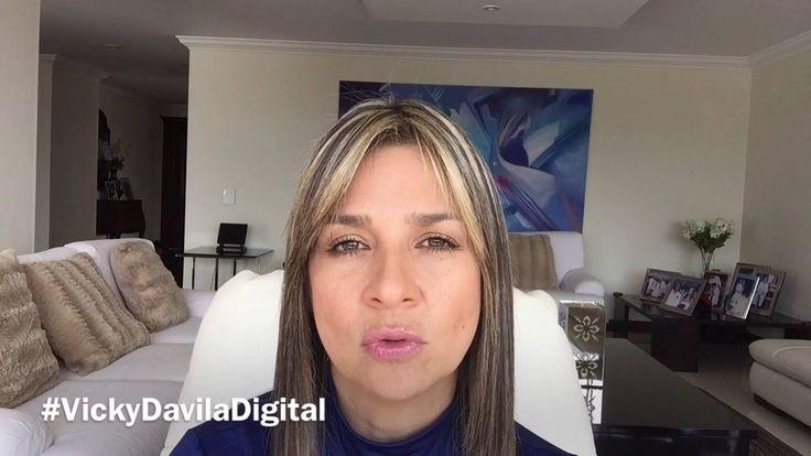 Opinión de Vicky Davila respecto al acuerdo final.