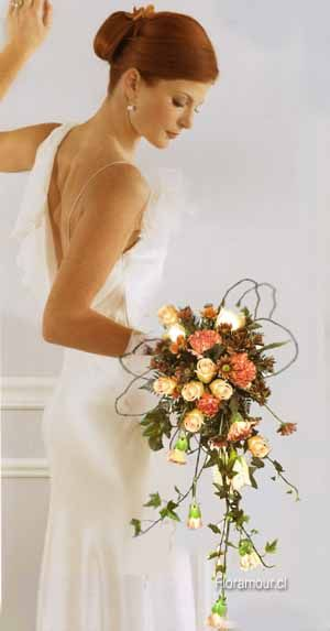 Catalogo de Ramos de Novia y Accesorios florales para matrimonios y bodas