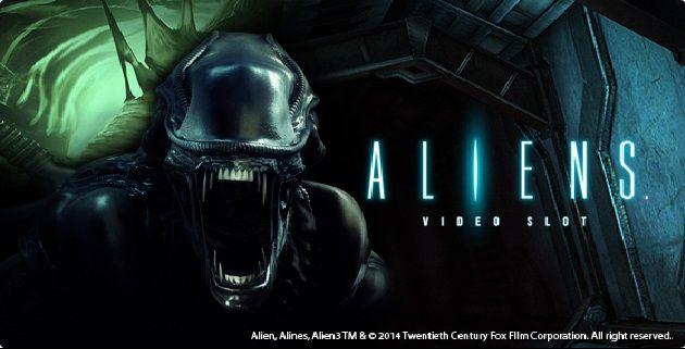 Aliens meilleurs jeux netent