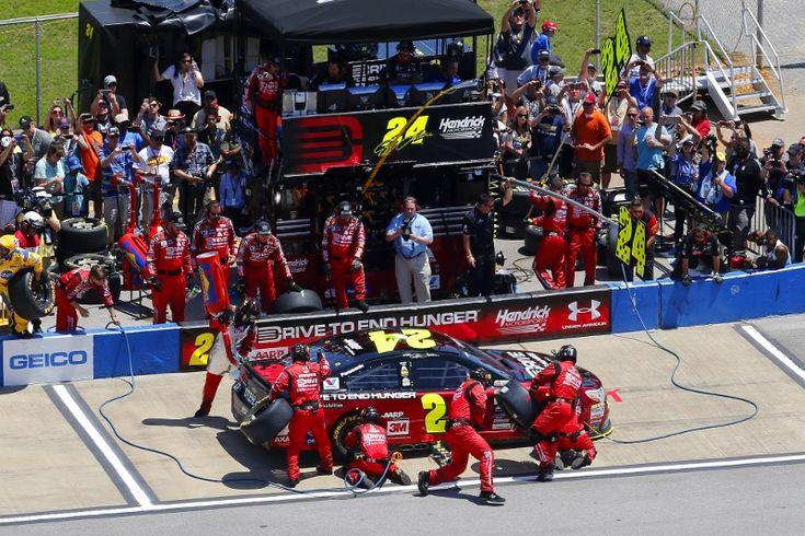 2015 NASCAR Talladega...Jeff Gordon