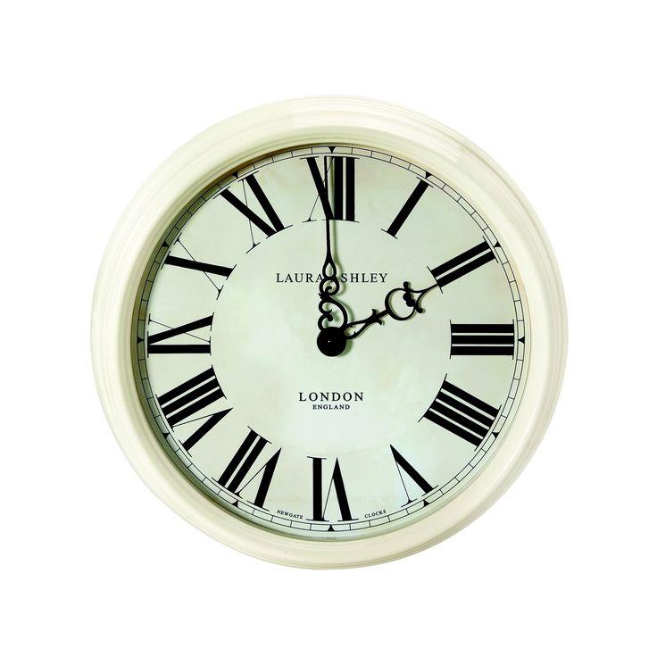 Laura Ashley Cream Gallery Wall Clock: LOVE IT!