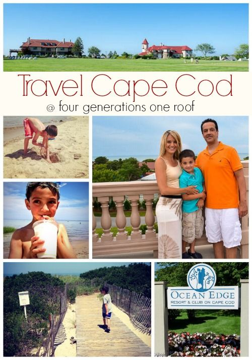 Travel Cape Cod + family list of things to do @Four Generations One Roof #capecod