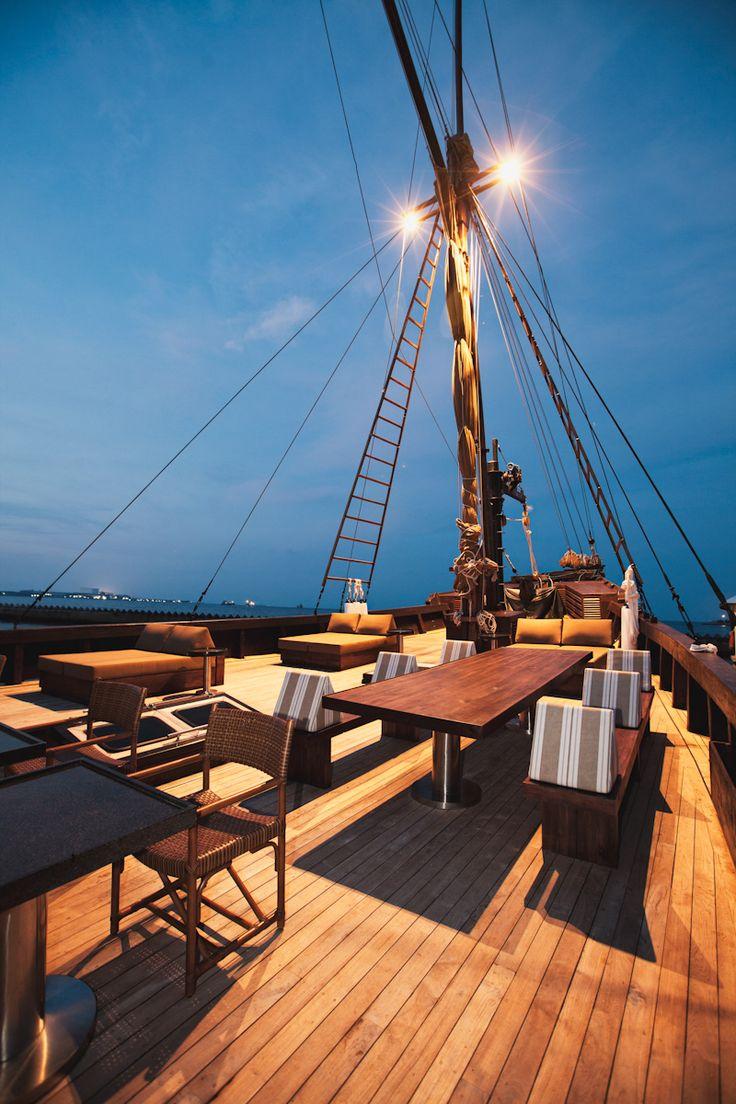 Sailing yacht ALILA PURNAMA - Indonesia Charter yacht