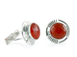 17th Wedding Anniversary Gift For Husband : 17th anniversary wedding anniversary gifts carnelian cufflinks 17th ...