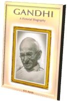 Mahatma Gandhi : Pictorial Biography