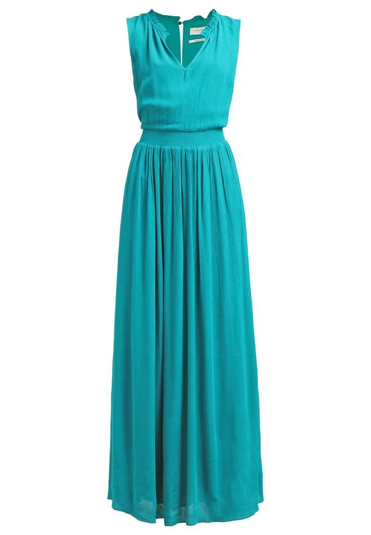 Maxi dresses NAF NAF Maxi jurk - emeraude Turquoise: 79,95 € Bij Zalando (op 16/05/16). Gratis verzending & retournering, geen minimum bestelwaarde en 100 dagen retourrecht!