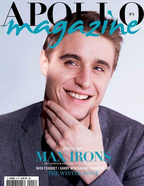 Max Irons
