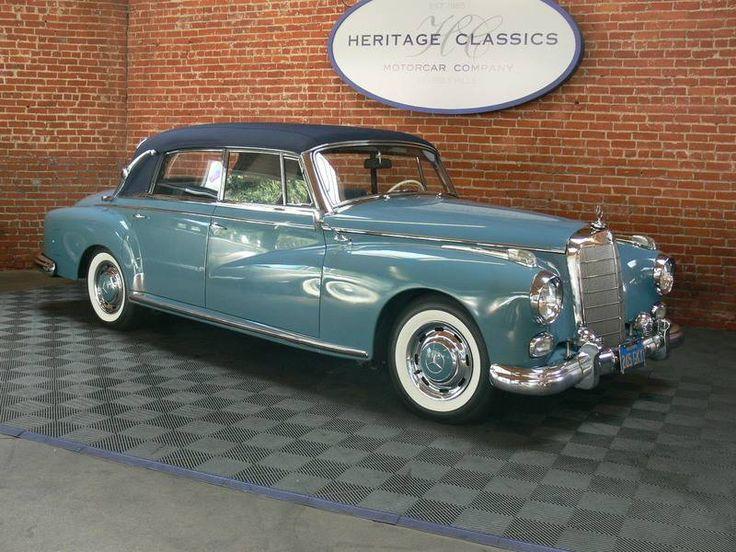 1961 Mercedes-Benz 300D Cabriolet
