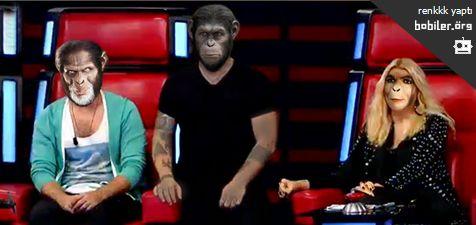 O Ses Maymunlar Cehennemi