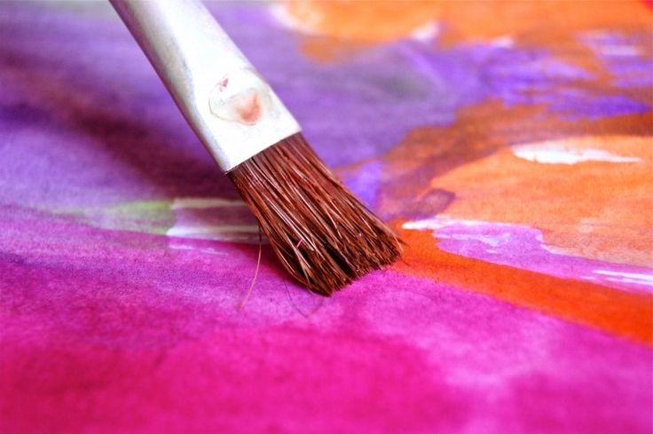 Brush, Color, Paint, Child, Play, Art, Pink, Image Photo - Visual Hunt