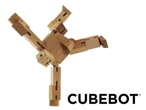 Leg & Spil - Cubebot , Domo arigato, Mr. Cuboto!