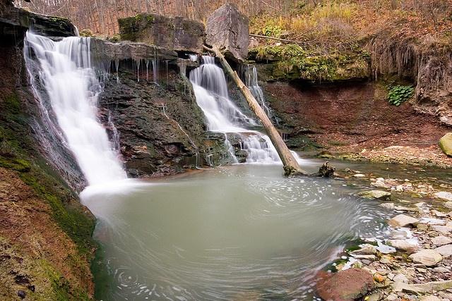 Lower Chedoke Falls, Hamilton Ontario