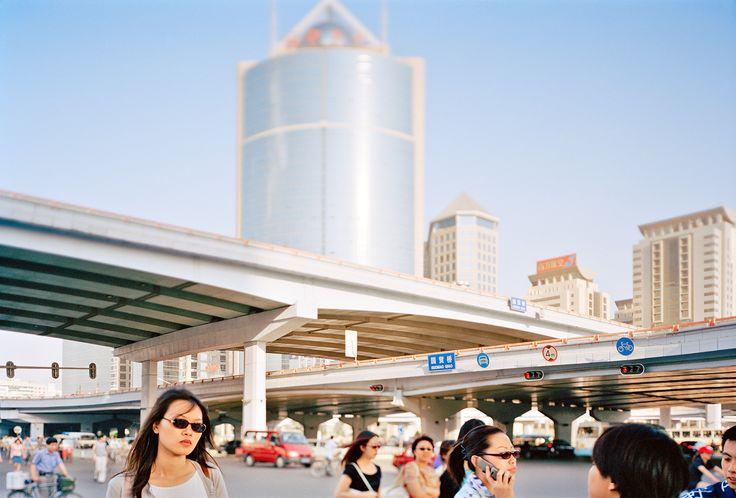 Beijing, China, 2001