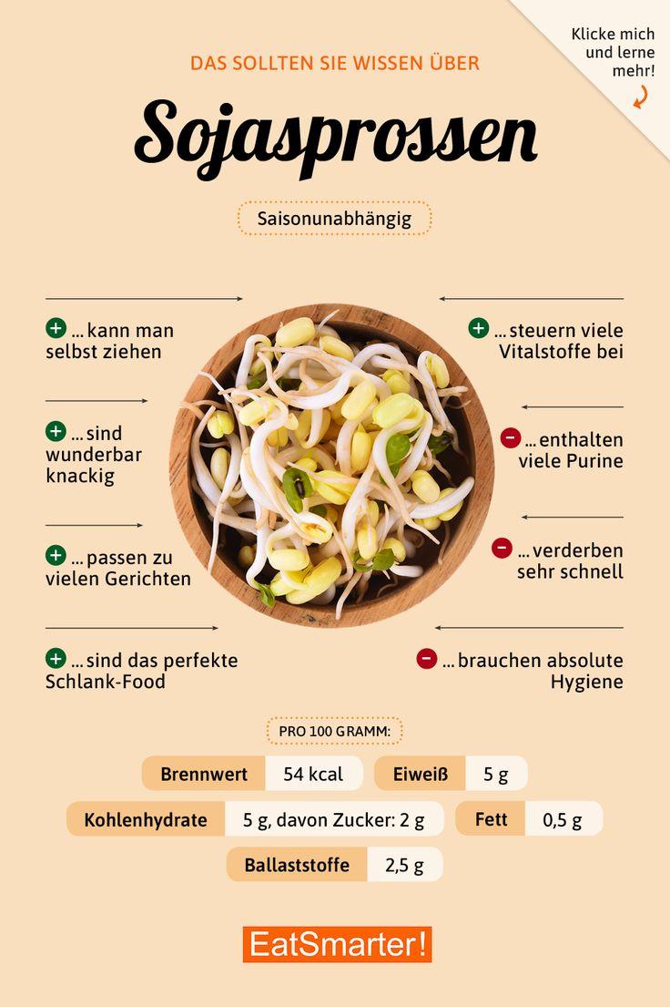 Sojasprossen – EAT SMARTER