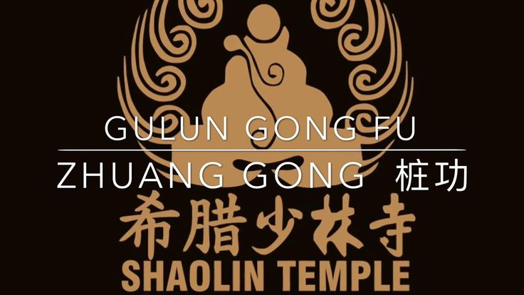 Shaolin Temple Greece 希腊少林寺 | Zhuang Gong 桩功