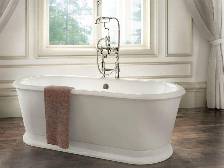 Baignoire ilôt de style classique LONDON by Regia  salle-de-bains - bathroom - marache ...