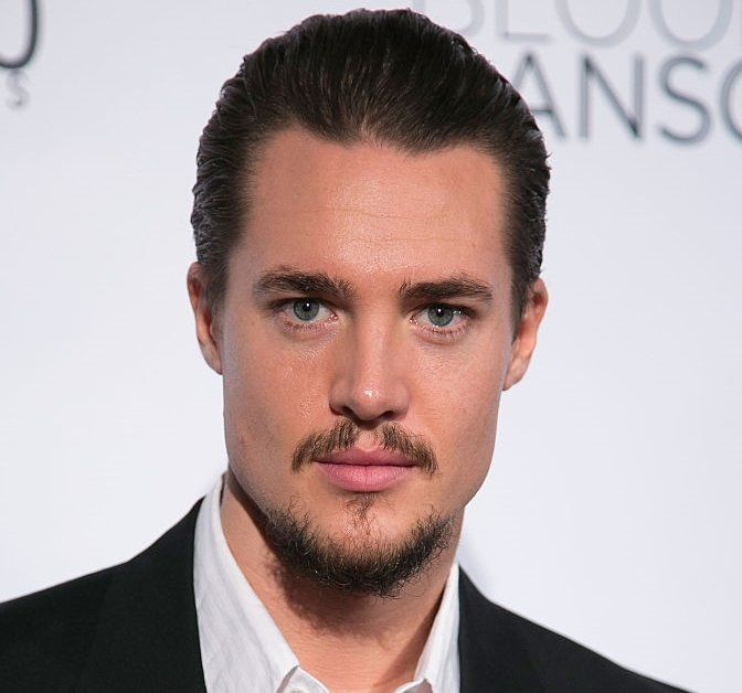 Alexander Dreymon Los Angeles Premiere of 'Blood Ransom' at ArcLight Hollywood 28.10.2014