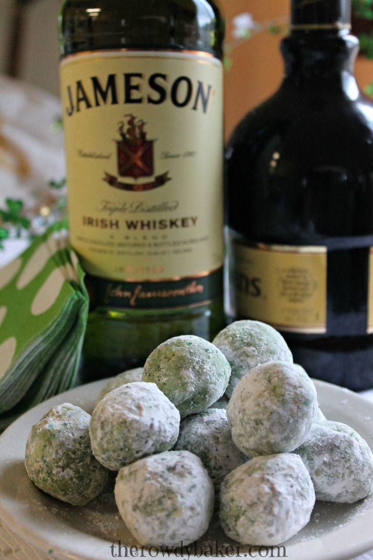 Drunken Leprechaun Balls - St Patty's Day :)