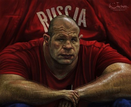 Celebrity Caricatures by Alexander Novoseltsev