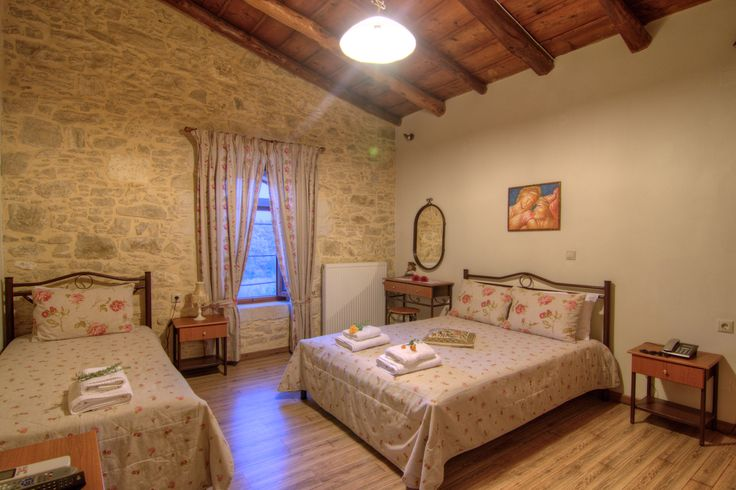 www.allaria.gr Villa Allaria Crete #villa #crete #greece #vacation_rental #luxury #private #holidays #summer_in_crete #island #indoors #bedroom