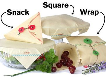 Reusable Food Storage Wraps - contemporary - food containers and storage - Branch