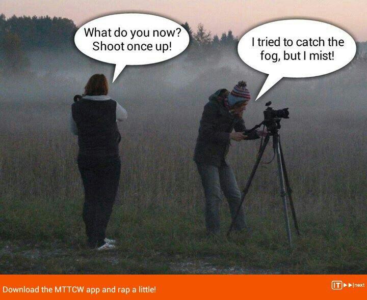 I mist